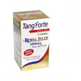 HEALTH AID TANGFORTE ROYAL JELLY 1000MG CAPSULES 30S