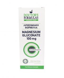 Doctors Formulas Magnesium Gluconate 100mg 225ml