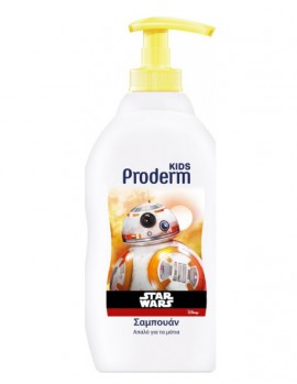 Proderm Shampoo Dinsey Boy 400ml
