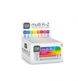 Pharmalead Multi A-Z Advanced Multivitamin Complex 60tabs