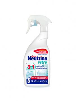 Exent Neutridina Vetro 3in1 Spray για τα τζάμια 500ml 1τμχ