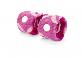 Sea Band Περικάρπιο για Παιδιά Ροζ Κατά της Ναυτίας 2τμχ