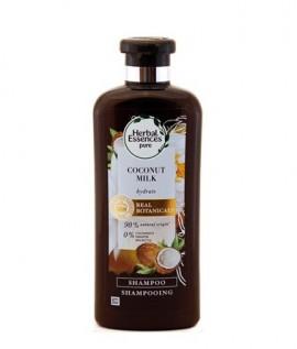 Herbal Essences Coconut Milk Shampoo για Ενυδάτωση 400ml