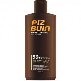 Piz Buin Moisturising Sun Lotion SPF50+ Αντηλιακό Υψηλής Προστασίας 200ml