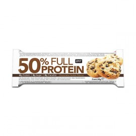 QNT 50% Full Protein Bar Chocolate 50gr