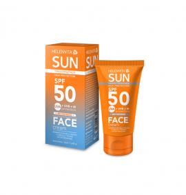 Helenvita sun Face cream spf50 50ml
