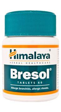 Himalaya Bresol 60tabs
