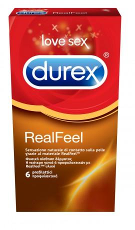 DUREX REALFEEL 6 ΤΕΜΑΧΙΑ