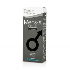 Power Health Mens-X Complex 32 αναβράζοντα δισκία