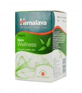 HIMALAYA SKIN WELLNESS (NEEM) 60caps