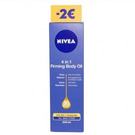 NIVEA Q10 4 in 1 Firming Body Oil 200ml -2 Ευρώ