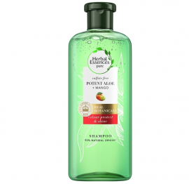 Herbal Essences Pure Potent Aloe + Mango Shampoo 380ml
