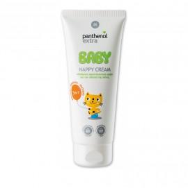 Medisei Panthenol Extra Baby Nappy Cream Αδιάβροχη Προστατευτική Κρέμα για την Αλλαγή της Πάνας 100ml