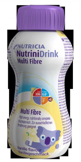 NUTRICIA NUTRINI DRINK MF ΒΑΝΙΛΙΑ 200ML