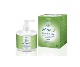 Boderm Acnaid Liquid Soap Προϊόν Καθαρισμού της Επιδερμίδας για Λιπαρό Δέρμα με Τάσεις Ακμής 300ml