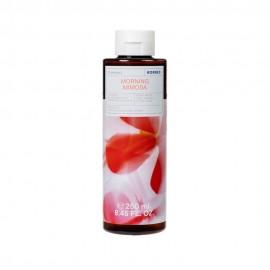 Korres Shower Gel Morning Mimosa Αφρόλουτρο Πρωϊνή Μιμόζα, 250ml