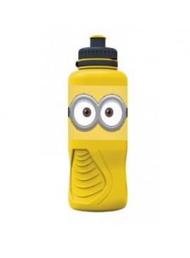 Stor Minions Μπουκάλι Ergo με Βιδωτό Καπάκι 400ml