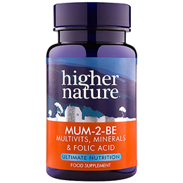 Higher Nature Mum-2-Be 90tabs