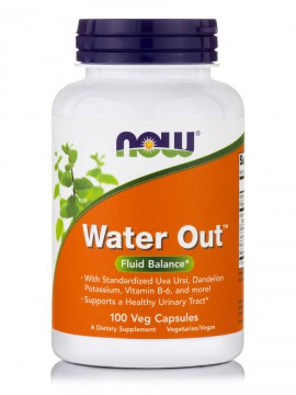 Now Foods Water Out 100 Veg.Caps.