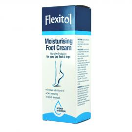 Flexitol Moisturising Foot Cream για Πολύ Ξηρά Πόδια 85gr