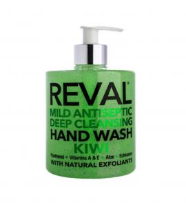 Intermed Reval Mild Antiseptic Deep Cleansing Hand Wash Kiwi 500ml