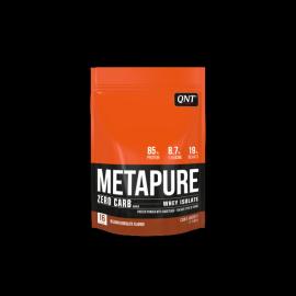 QNT Metapure Zero Carb Whey Isolate Protein Powder Belgian Chocolate 480gr