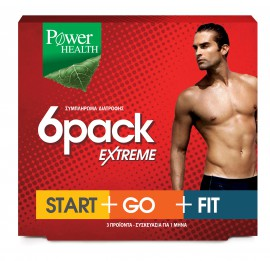 Power Health Size One 6 pack Extreme, 30*3 caps