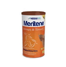 Nestle Meritene Δύναμη & Τόνωση, Με Γεύση Κακάο 270g