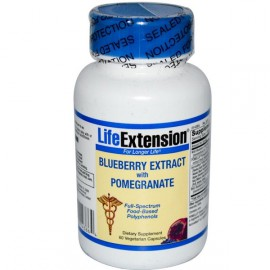 Life Extension Blueberry extract 60caps