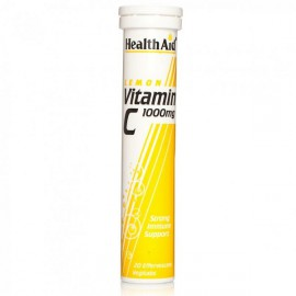 Health Aid Vitamin C 1000mg - LEMON