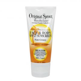 Original Sprout Face & Body SPF27 Sunscreen 90ml