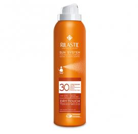 Rilastil Sun System Dry Touch SPF30 Αντιηλιακό Spray Σώματος 200ml