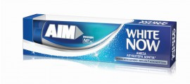 Aim Οδοντόκρεμα White Now 75ml