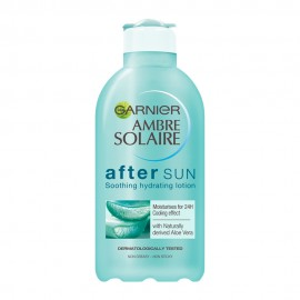 Garnier Ambre Solaire After Sun Aloe Vera Gel 200ml