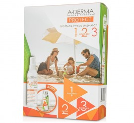 Aderma Protect Kids Spray SPF50+ 200ml & ΔΩΡΟ Παιδικό Παγουράκι