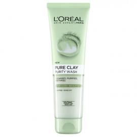 LOreal Paris Pure Clay Purity Wash 150ml