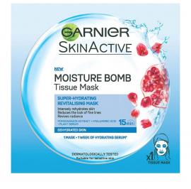 Garnier Skin Active Moisture Bomb Tissue Mask 32gr