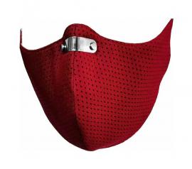 RespiShield Μάσκα γενικής προστασίας ΡΜ2.5 - PM10 Medium Κόκκινη 1τμχ