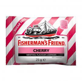 Fishermans Friend Καραμέλες Cherry Sugar free 25gr