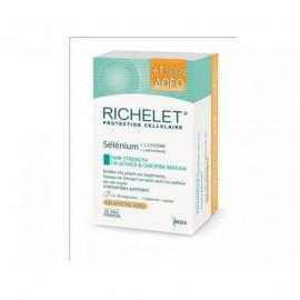 MERCK  Richelet Hair Strength Συμπλήρωμα διατροφής για δυνατά & όμορφα μαλλιά 2x30 κάψουλες + 30 δώρο