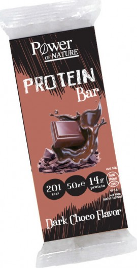 Power Health Power of Nature Protein Bar Dark Choco 50gr