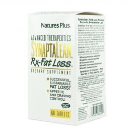 Natures Plus Advanced Therapeutics SynaptaLean Rx-Fat Loss 60 Tabs