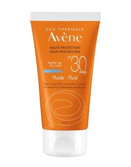 Avene Eau Thermale Fluide SPF30 50ml