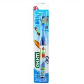Gum 903 Junior Monster Light-Up Μπλε 1τμχ