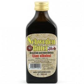 ΕΥ ΖΗΝ SCHWEDEN BITTER Ελιξήριο Από Βότανα Με Αλκοόλ 200ml