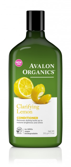 Avalon Organics Clarifying Conditioner Lemon 325ml