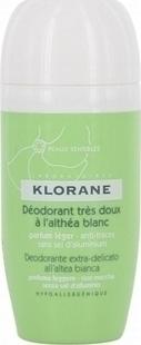KLORANE Deodorant Tres Doux Roll-On, Αποσμητικό roll-on 40ml