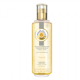 Roger&Gallet Huile Sublime Nourishing Dry Oil 100ml