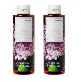 Korres Aφρόλουτρο Lilac Πασχαλιά 250ml 1+1 Δώρο