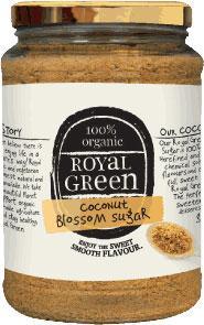 AM HEALTH ROYAL GREEN Οργανική ζάχαρη από άνθος καρύδας 900gr